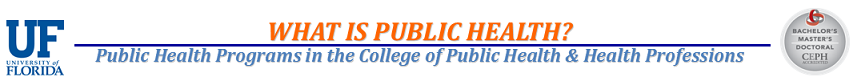 Image of what is public health text