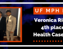 Veronica Richards places in Global Health Case Competition.
