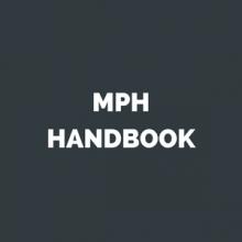 mph handbook