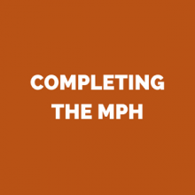 completing the mph
