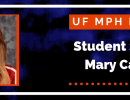 Mary Campbell, Student Spotlight