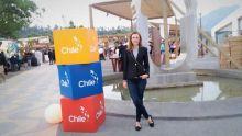 Laura Bradshaw, MPH Alumni, in Chile